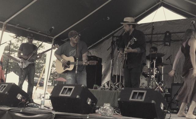 Matt Poirier & Friends - Camp N Jam - Davisville County Fairgrounds - 6/29/2013