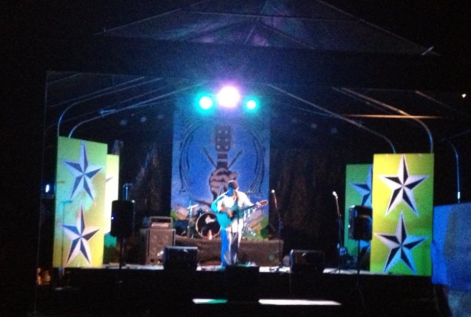 Matt - Solo @ Baker River Arts & Music Festival - 9/5/2014