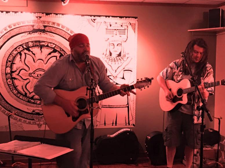 5/30/2015 - Duo w/ Mike McDowell - Concord