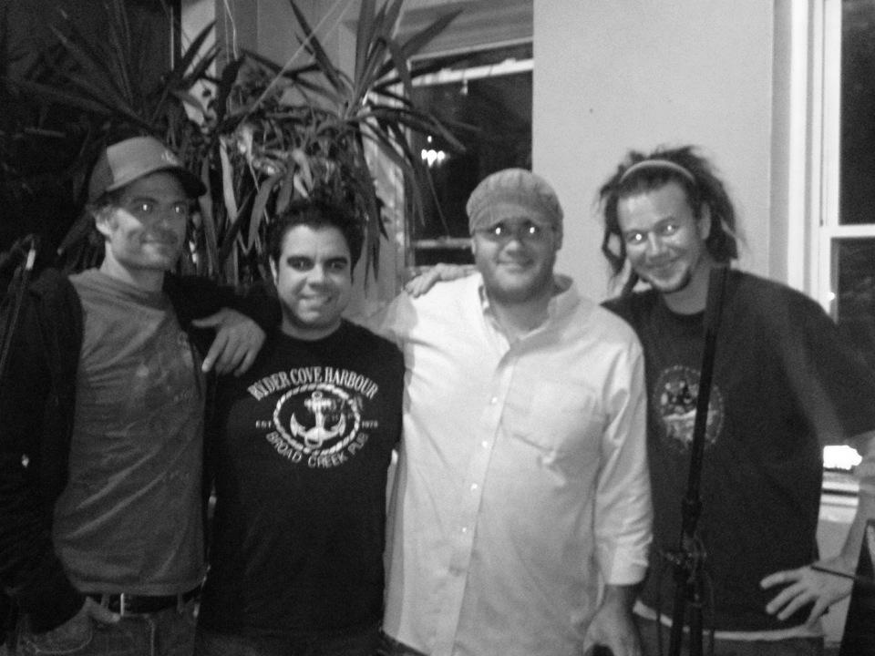 Matt w/ the Cole Robbie Band - 9/13/2013 - Concord, NH