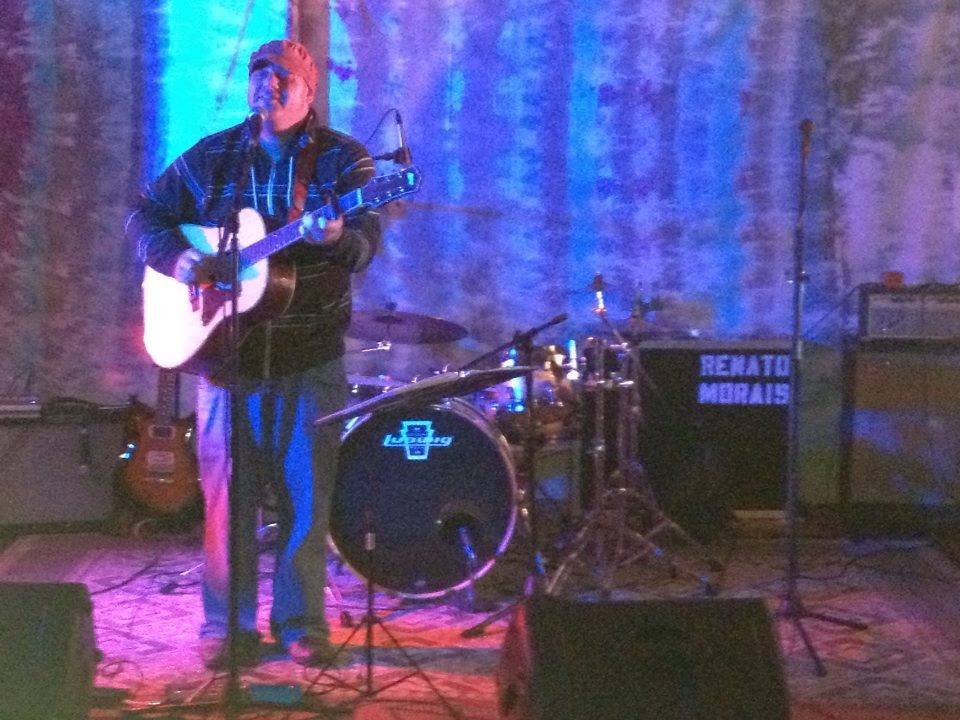 Matt - Solo @ The Riverhill Grange Concert Series - 10/11/2013