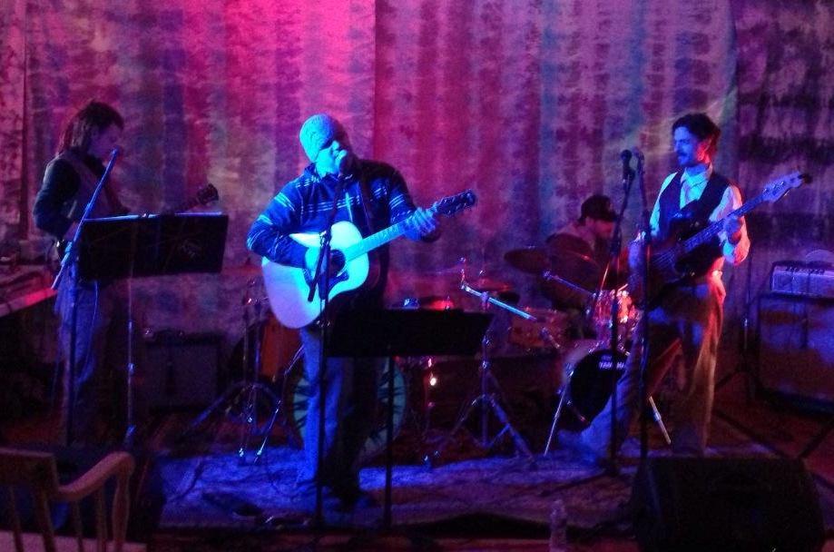 Matt Poirier & Friends - Riverhill Grange Concert Series - X-Mas Jamboree 2013