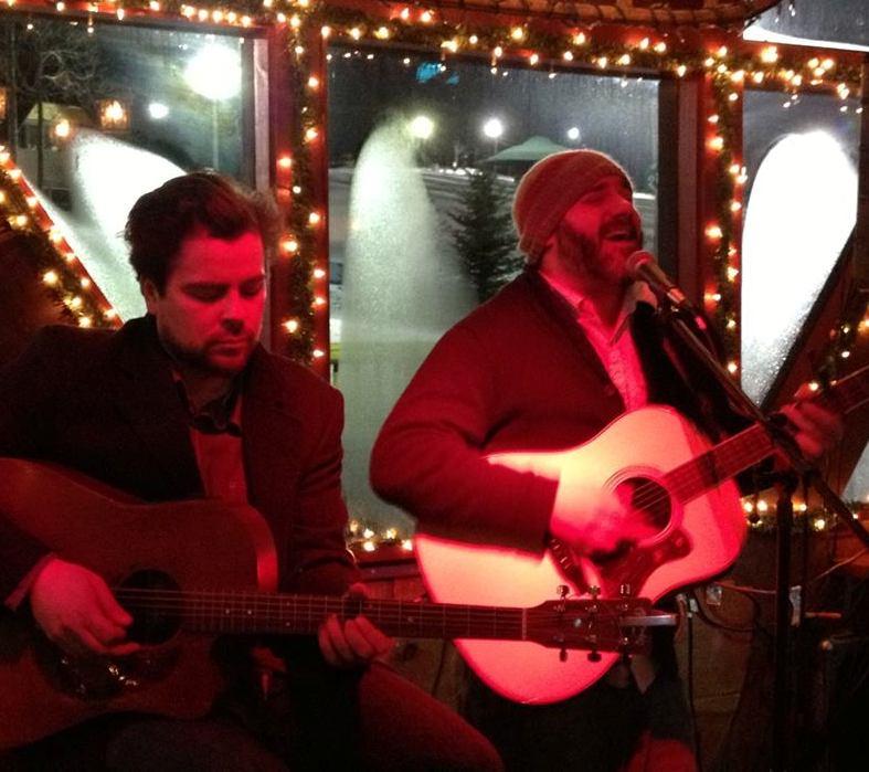 Poirier & Sullivan Acoustic Duo - Pat's Peak Ski Resort - 1/24/2014
