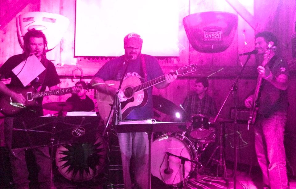 9/27/2014 - Wolfsburg Farm - Late Night! Cole Robbie Band w/ Matt Poirier & Jares Steer