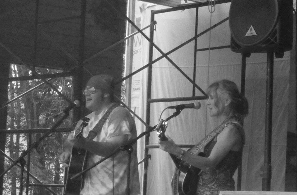 Matt Poirier & Mary Fagan - Baker River Music Festival - 8/26/2012