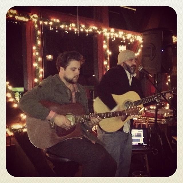 Poirier & Sullivan Acoustic Duo - Pat's Peak Ski Resort - 2/28/2014