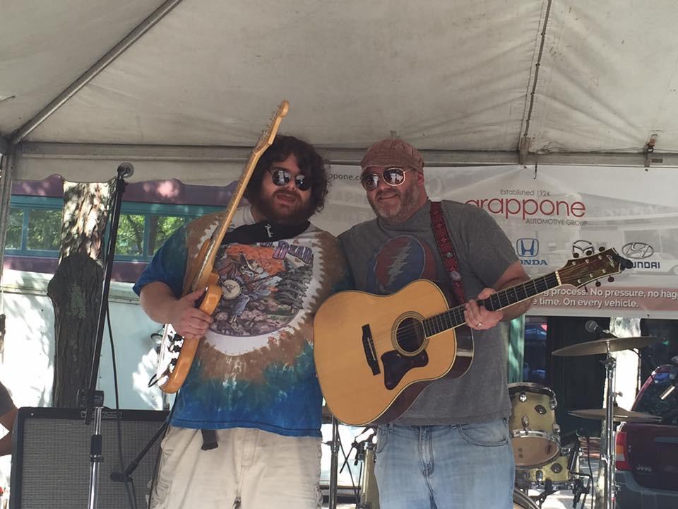 Matt Poirier & Andy Laliotis - Market Days Music Festival 2016
